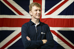 Tim Peake (credit: UK Space Agency)