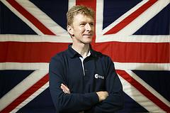 Tim Peake (credit: UK Space Agency)